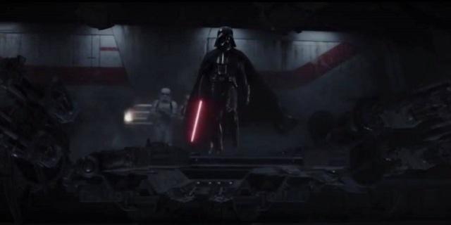 Vader editorial