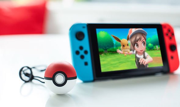 pokemon lets go pokeball plus
